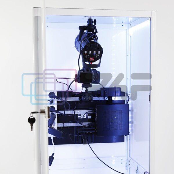 Używana Fotobudka LED