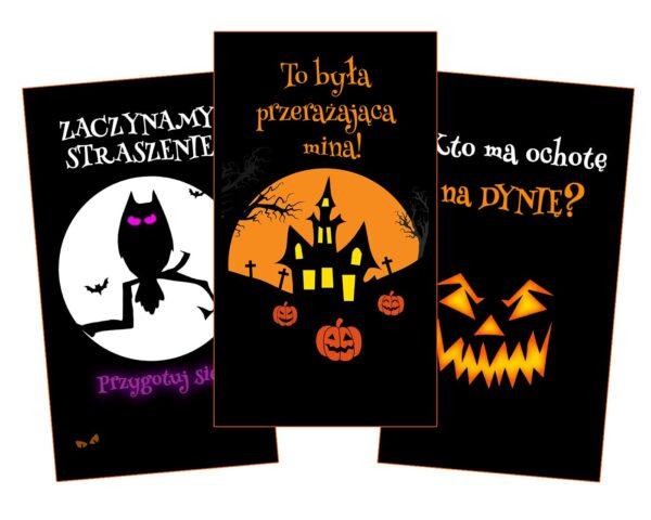 halloweenowa animacja do fotolustra hall01 po polsku
