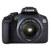 aparat canon eos 2000d w fotobudce
