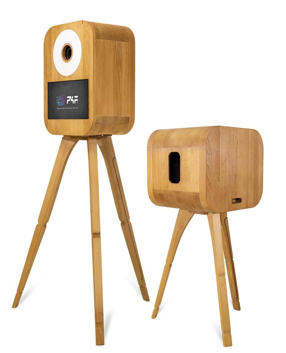 fotobudka retro s ze stojakiem na drukarke