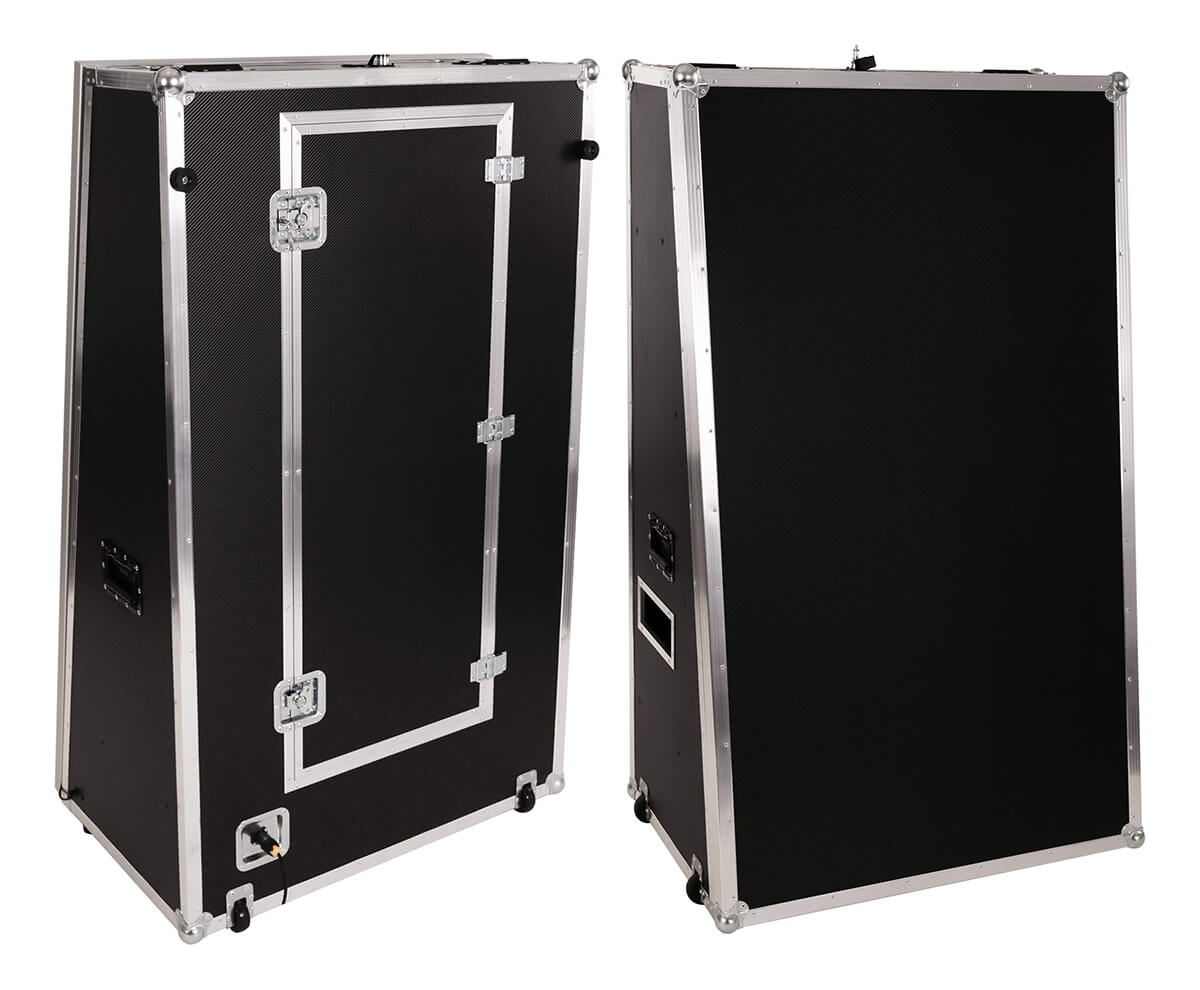 fotolustro p4f czarny case