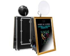 fotolustro premium selfie mirror