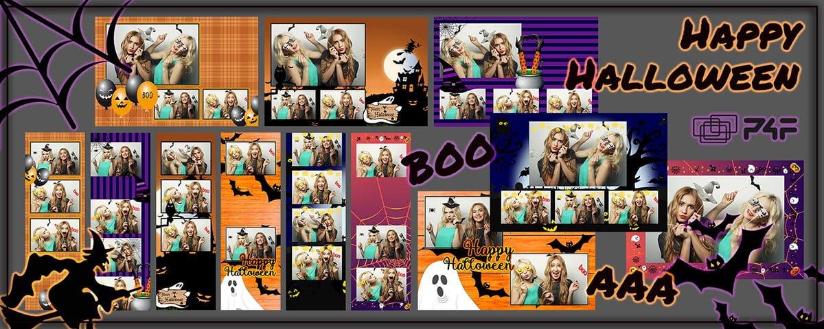 szablony halloween 2019 do fotobudki