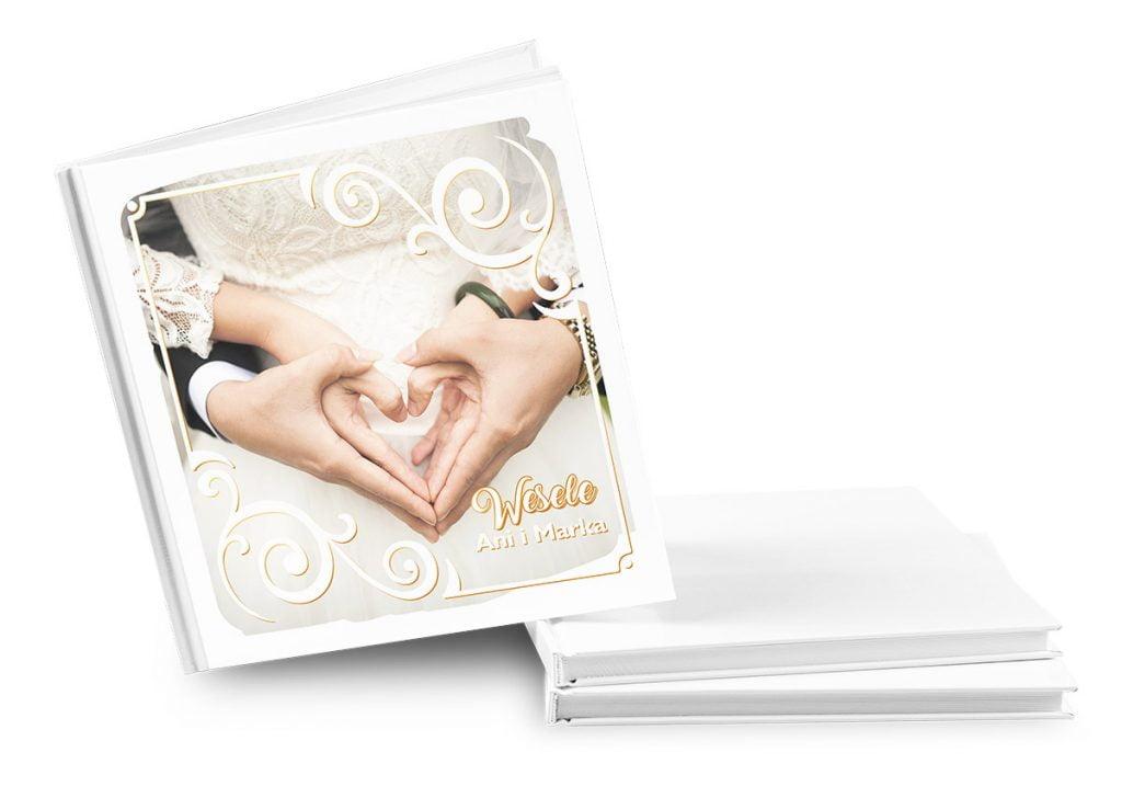 księga gości na wesele wzory