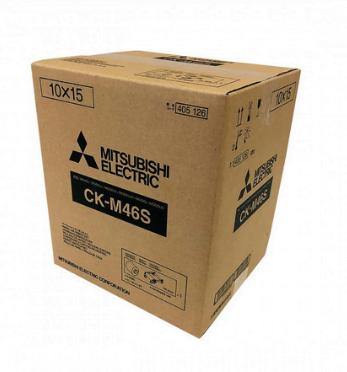 Mitsubishi CK-M46S papier 10x15 cm do drukarki CP-M1E