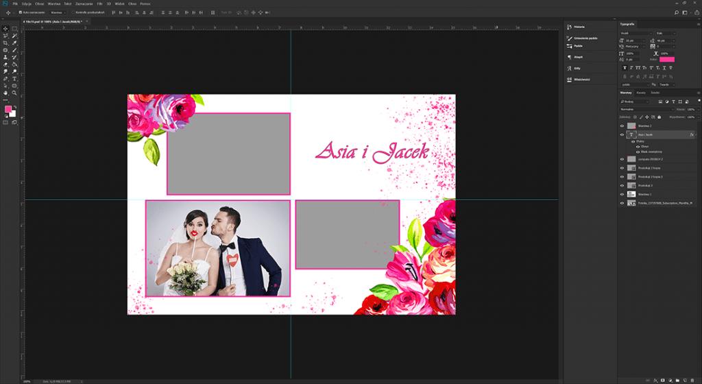 photoshop do tworzenia grafik do fotobudek